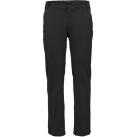Black Diamond Alpine Light - Pantalones de Trekking Hombre - negro